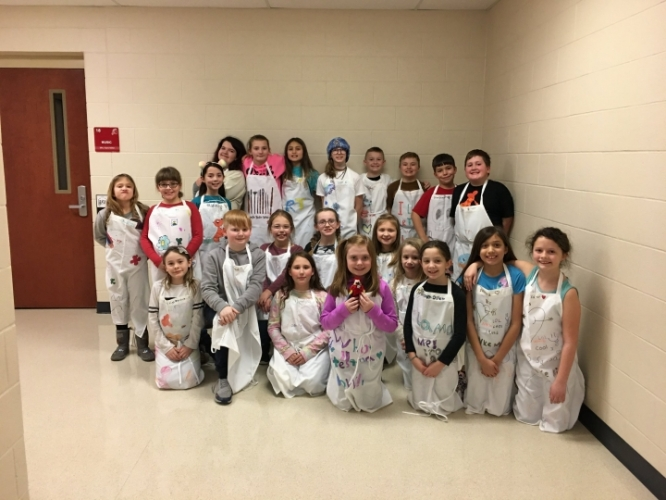 Madison Elementary Art Club
