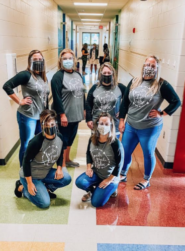 Madison teachers in masks